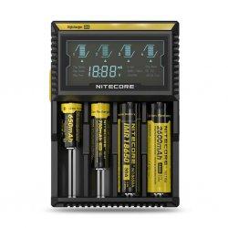Nitecore D4 punjač za 4 baterije sa digitalnim displejom
