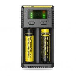 Nitecore NEW i2 punjač za 2 baterije