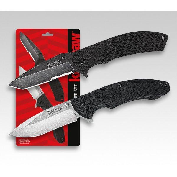 Kershaw 2-Knife Set Limited Edition (Preklopni noževi) - www.lovackaoprema.co.rs