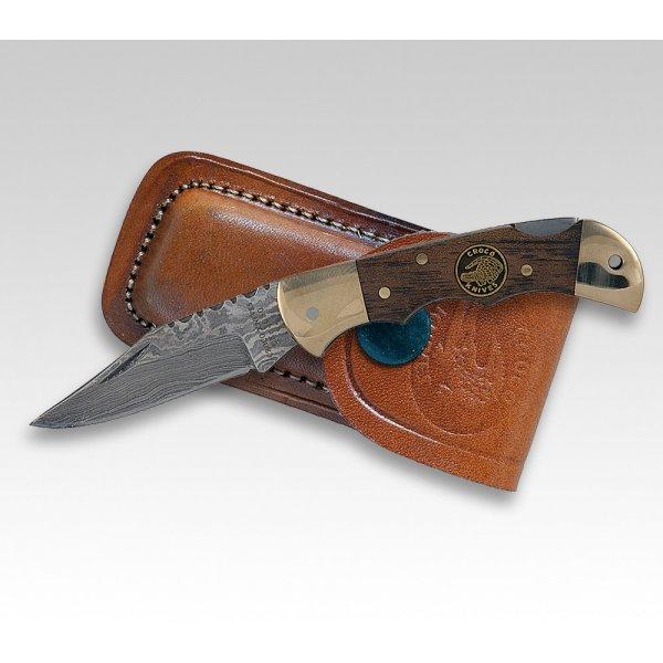 Linder Croco Damascus 1 (Preklopni noževi) - www.lovackaoprema.co.rs