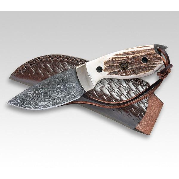 Linder Croco Damascus 20 (Lovački noževi) - www.lovackaoprema.co.rs