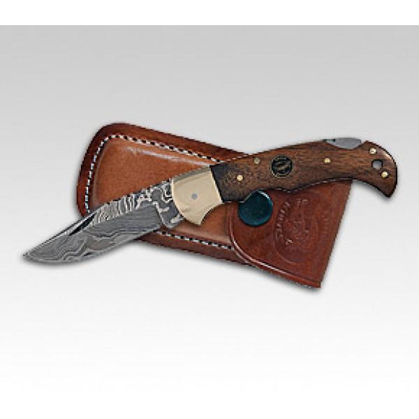 Linder Croco Damascus 3 (Preklopni noževi) - www.lovackaoprema.co.rs