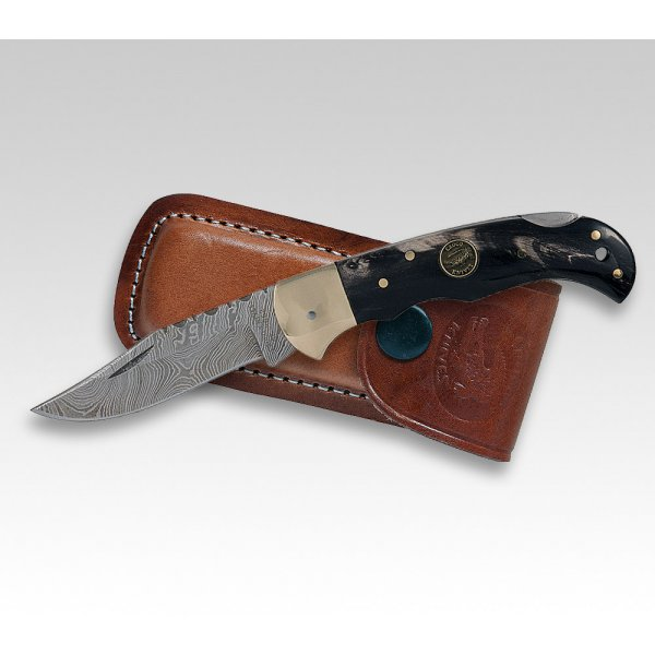 Linder Croco Damascus 7 (Preklopni noževi) - www.lovackaoprema.co.rs