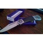 Linder Lock Back preklopni 10cm crni (Preklopni noževi) - www.lovackaoprema.co.rs
