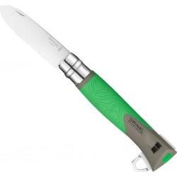 Opinel Inox 12 Explore Hunting Green