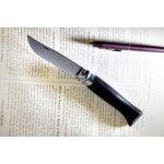 Opinel Inox 8 Ebony (Preklopni noževi) - www.lovackaoprema.co.rs