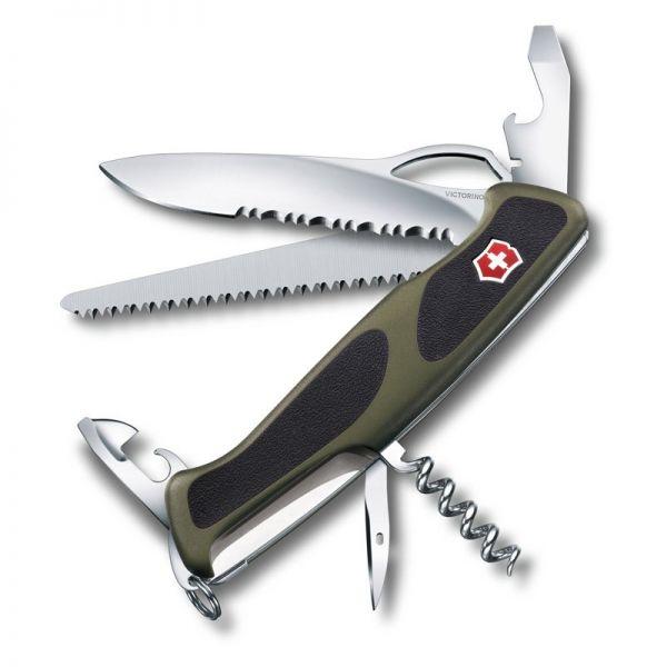 Victorinox Ranger Grip 179 olive/black (Multifunkcionalni) - www.lovackaoprema.co.rs