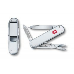 Victorinox Money Clip Silver