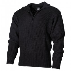 MFH 05505A crni džemper