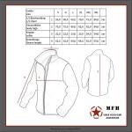 MFH 03401B US Soft Shell zelena jakna (Lovačke jakne) - www.lovackaoprema.co.rs