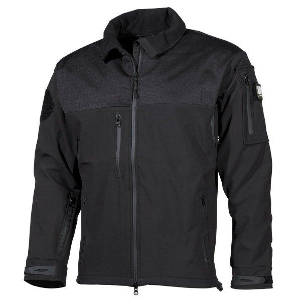 MFH 03428A Australia crna jakna (Lovačke jakne) - www.lovackaoprema.co.rs