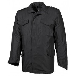 MFH 03072A M65 jakna crna