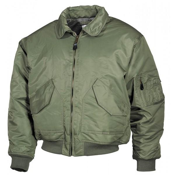 MFH 03752B zelena US CWU Flight (Vojne jakne) - www.lovackaoprema.co.rs