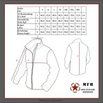 MFH 03072A M65 jakna crna (Vojne jakne) - www.lovackaoprema.co.rs