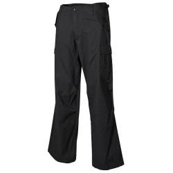 MFH pantalone M65 crne