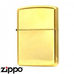 Zippo 169 High Polish Brass