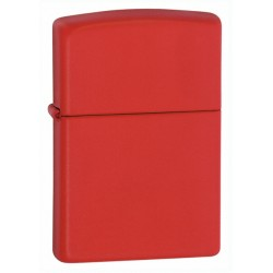 Zippo 233 Red Matte