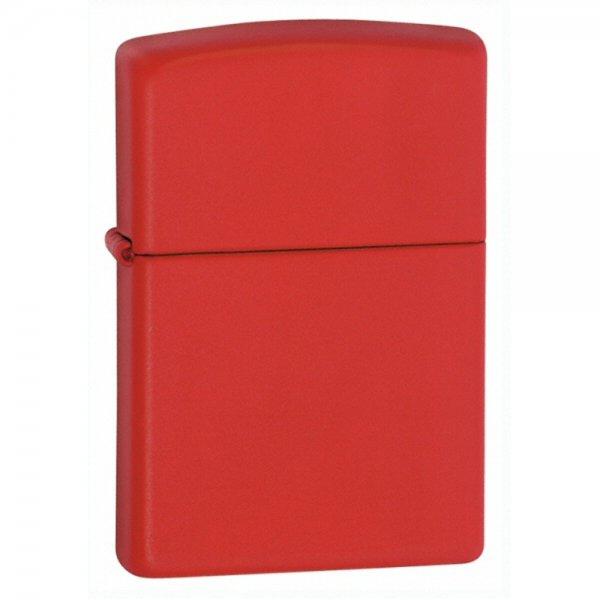 Zippo 233 Red Matte (ZIPPO) - www.lovackaoprema.co.rs