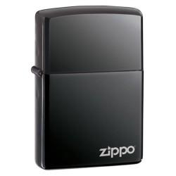 Zippo Black Ice w/zippo logo