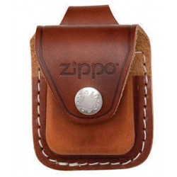 Zippo Futrola Brown w/loop