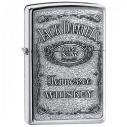 Zippo Jack Daniels Pewter Emblem