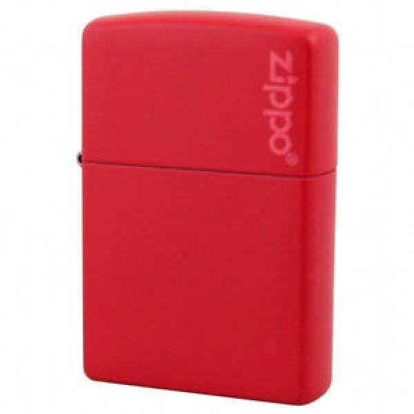 Zippo Red Matte w/zippo logo (ZIPPO) - www.lovackaoprema.co.rs