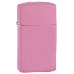 Zippo Slim Pink Matte