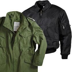 Vojne jakne